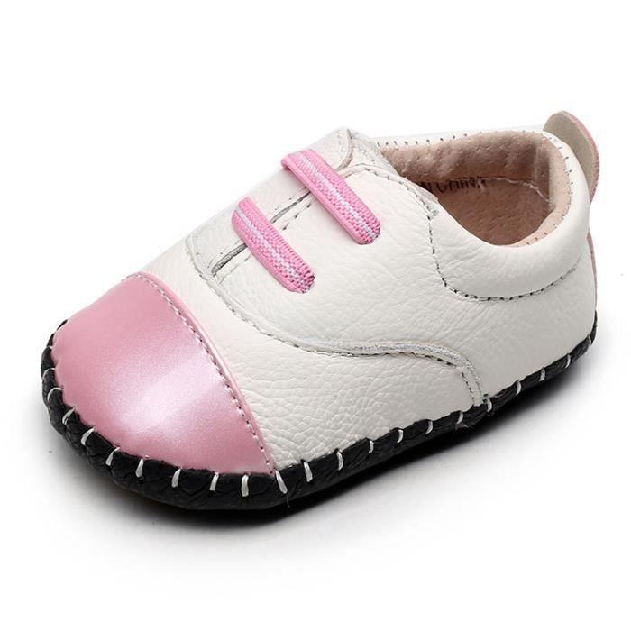 Bébé Chaussures baskets Garçon filles Mode Semelles molles Chaussures de sport xI0hHAPN