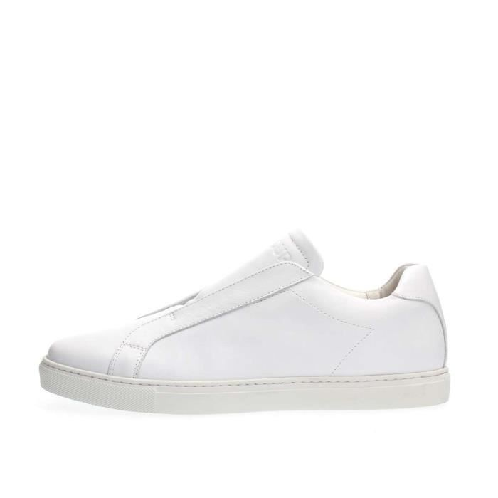 DONDUP SNEAKERS Homme WHITE, 40