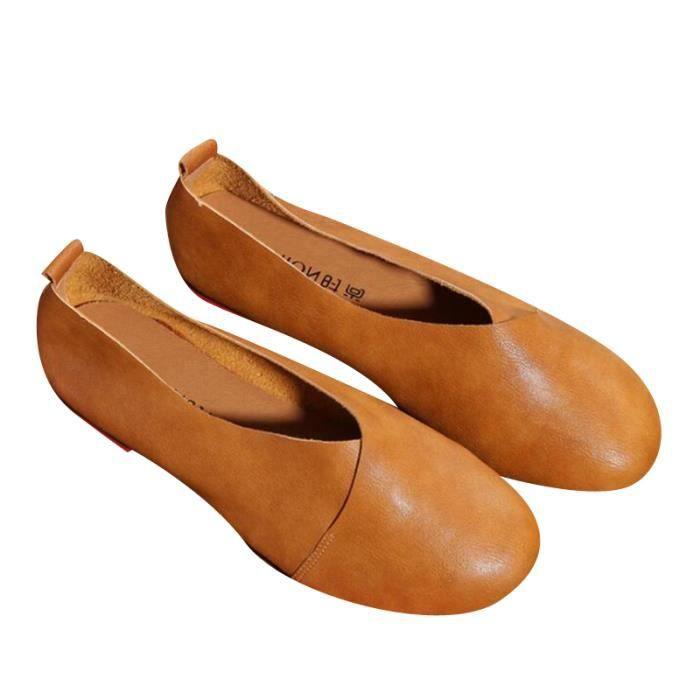 Moccasins Femmes Classique Confortable Respirant Moccasin 2017 Nouvelle arrivee chaussures Meilleure Qualité Grande Taille hhx031 yRc9Ok7