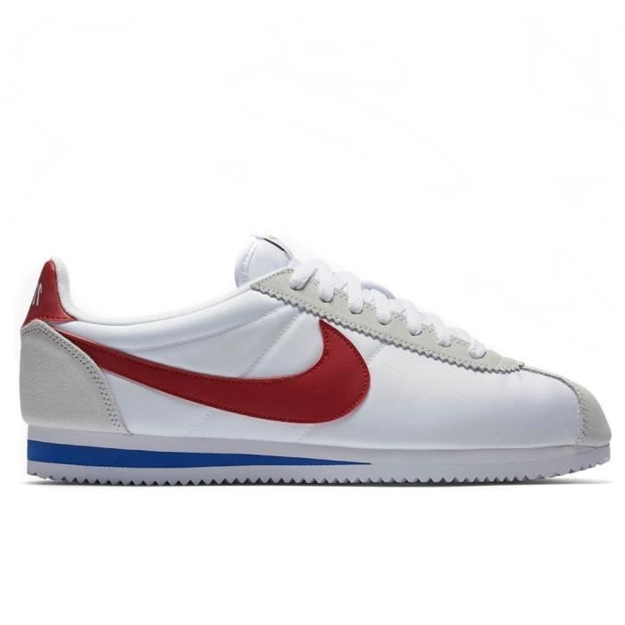 new products 7cd7e 8c0b4 BASKET Chaussures Nike Classic Cortez Nylon Prem