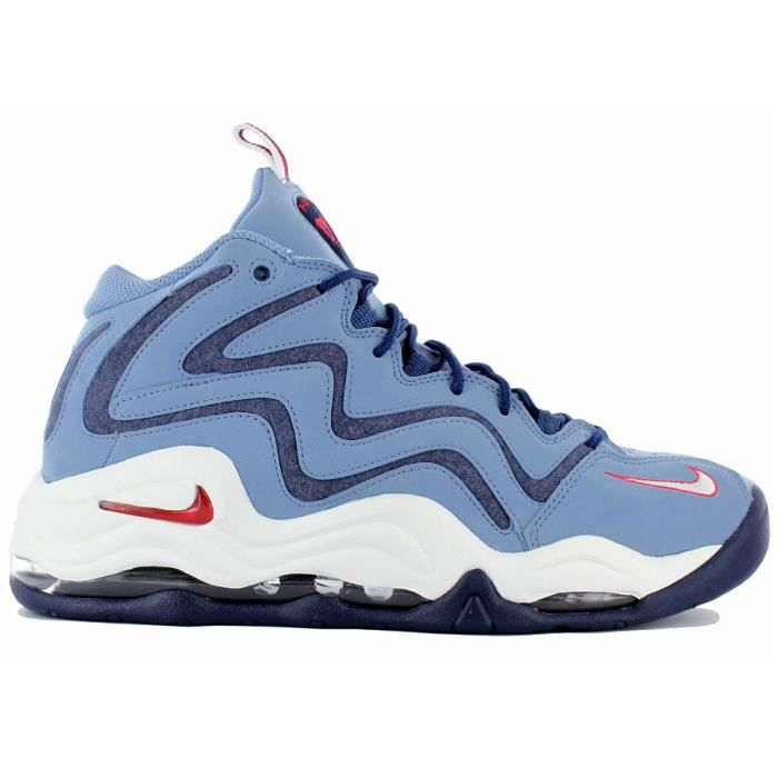 huge selection of 732a6 681e8 Bleu Homme Nike Air Chaussures Sneaker Baskets 325001 403 Pippen YgyvbI76f