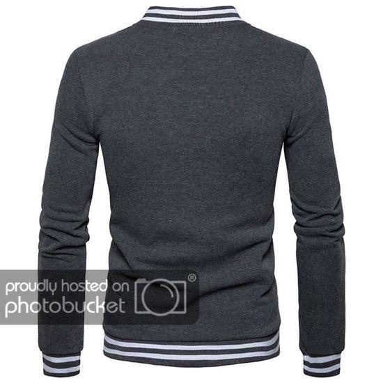 D'hiver Veste Funmoon Chaud Pardessus Nouveau Vêtements Manteau Hommes Mode Slim Y5Fr5q