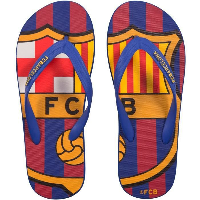 Tongs Fc Officielle Collection Barça Barcelone HwH0POx