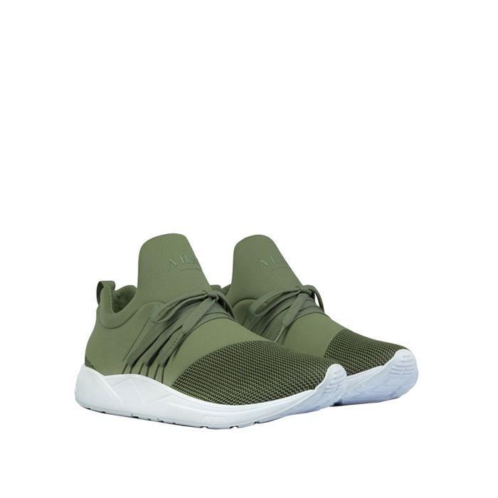 Arkk Copenhagen Sneakers vert Homme