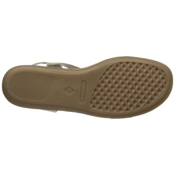 Aerosoles Sandale de sangle de cheville de classe mondiale féminine O4X9L