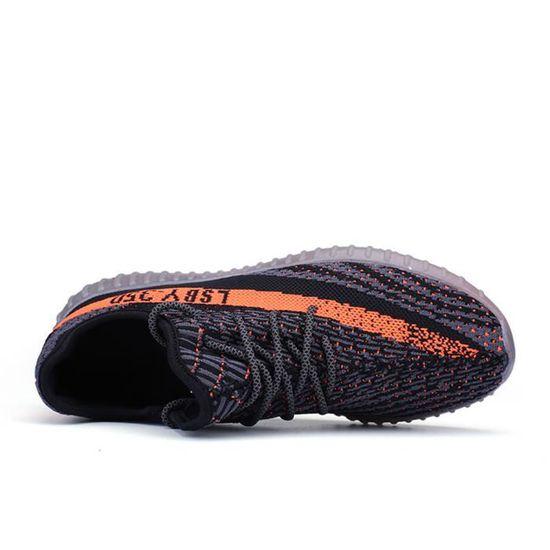 Basket Femme 2017 Nouvelle Mode Marque De Luxe Respirant Chaussure  Antidérapant Durable Baskets Léger Confortable Amoureux 36-42 Orange Orange  - Achat ... a4465c418fe9