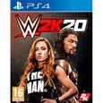WWE 2K20 Edition Premium Xbox One
