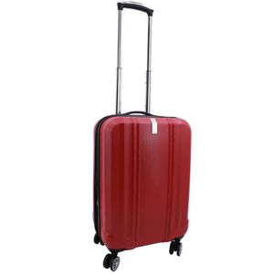VALISE - BAGAGE Valise cabine extensible 4 roulettes 100% polycarb