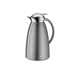 BOUTEILLE ISOTHERME ALFI - Carafe isotherme GUSTO Space Gris 1L