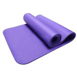 tapis de yoga epais achat vente pas cher cdiscount