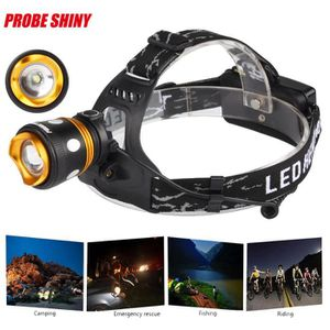 PHARES - OPTIQUES XM-L T6 LED feu arrière longue portée phares longu