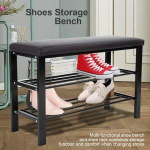 banc coffre pour entree achat vente pas cher. Black Bedroom Furniture Sets. Home Design Ideas