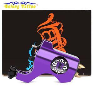 KIT DERMOGRAPHE Machine-outil rotatoire de tatouage de moteur d'al
