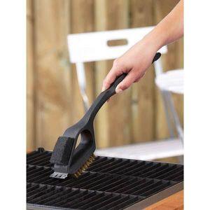 USTENSILE Accessoires barbecue Brosse de nettoyage barbecue