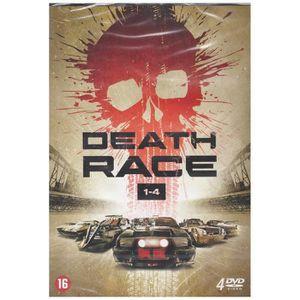 DVD FILM Death Race : Course Contre la Mort - Coffret 4 Fil