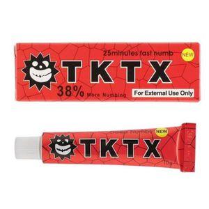 TATOO - BIJOU DE CORPS TKTX 40% Crème d'engourdi pour Tatouage Numbing Se