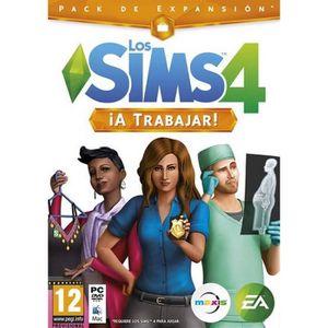 JEU PC Les Sims 4: au travail! ordinateur personnel - 114