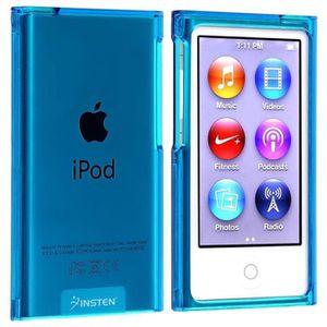 Coque transparente ipod nano 7 achat vente coque for Housse ipod nano 7