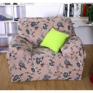 Housse fauteuil achat vente housse fauteuil pas cher soldes d s le 10 janvier cdiscount for Housse fauteuil une place