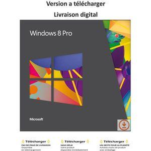 SYSTEME DEXPLOITATION Windows 8 Pro