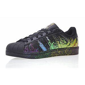 chaussures adidas superstar baskets mixte
