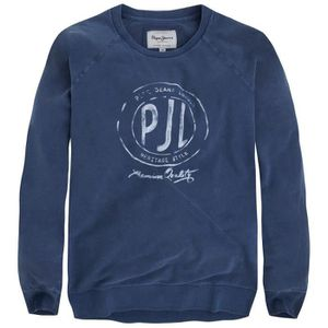 JEANS PEPE JEANS Larry Sweat Homme - Taille M - BLEU e811b2a92613