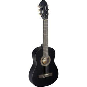 GUITARE STAGG C405 M BLK Guitare Classique Enfant 1/4 - No