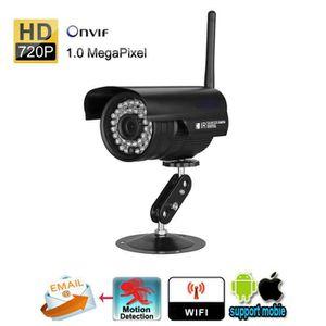 CAMÉRA IP Szsinocam 720P IP Caméra de Surveillance Sécurité