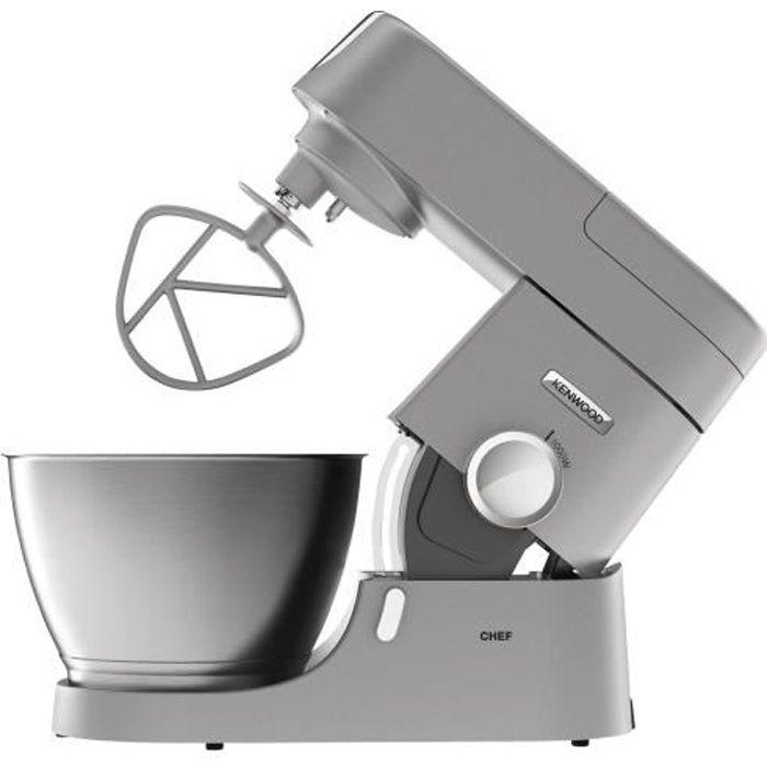 Kenwood Chef KVC3170S Robot pâtissier 1000 Watt argenté(e) - Achat ... 1a3662287c70