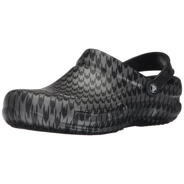 Crocs Bistro unisexe graphique Clog RXLQE Taille-41