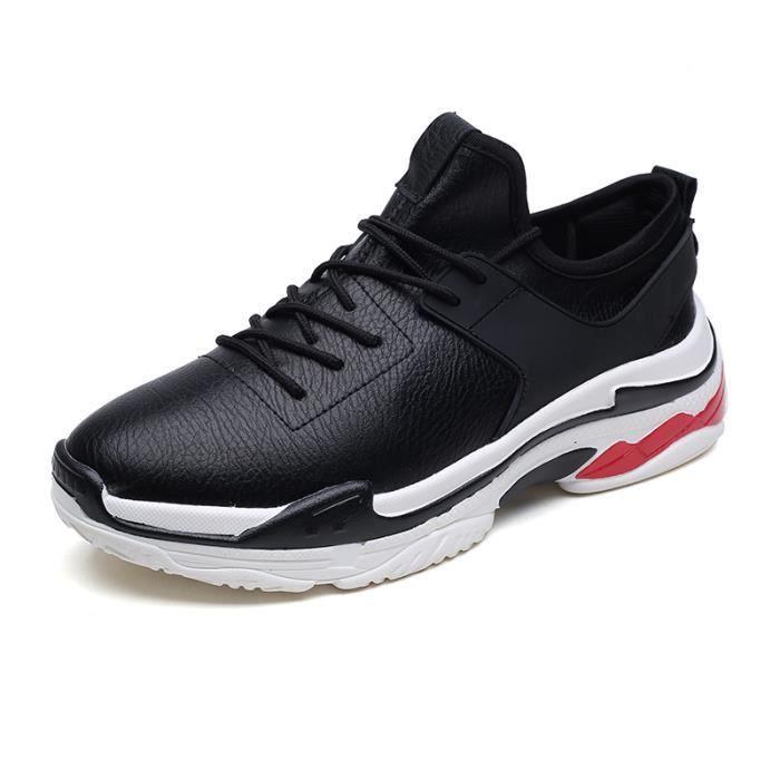 Homme New sport Chaussures Mode de Sneaker Baskets Baskets dxfXqWd
