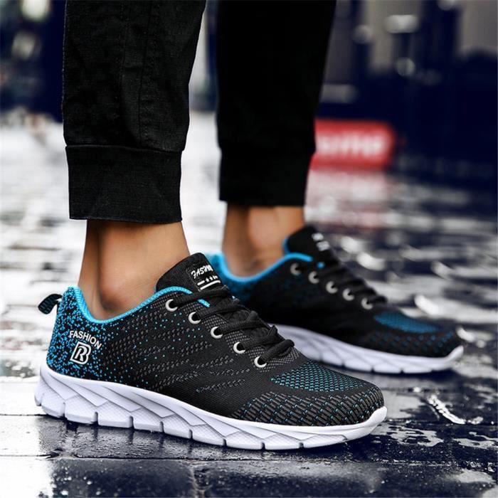 Sneakers Chaussures Respirant Lwz Poids Nouvelle Durable Super Léger Qualité Basket Homme Loisirs1 Personnalité Haut yvYgbfI76m