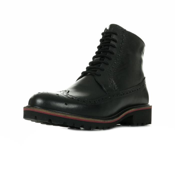 afc2e464d32c7 Boots Kickers Rumba Noir Noir Noir - Achat   Vente bottine - Cdiscount