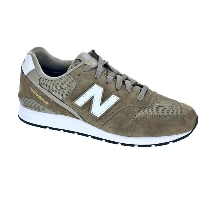Baskets basses New Balance 996 Homme Vert