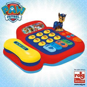 PAT PATROUILLE Activy téléphone musical