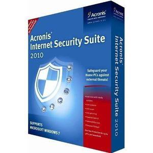 ANTIVIRUS Acronis Internet Security Suite
