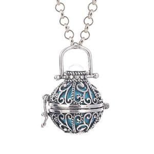 Perles Collier Bell Mexique Boule Le Femmes Pendentif De thrxsCQd