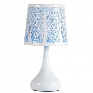 LAMPE A POSER Lampes a poser Lampe touch 40W branches - Bleu