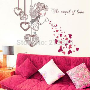 stickers muraux chambre fille achat vente stickers. Black Bedroom Furniture Sets. Home Design Ideas