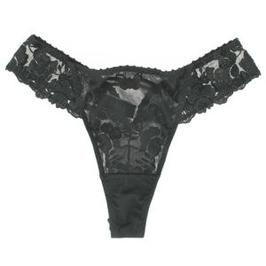 STRING - TANGA SEXY LOT 3 STRING FEMME TAILLE M STYLE DENTELLE
