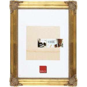 CADRE PHOTO Cadre photo Opéra doré 10x15 cm - Brio, marque fra