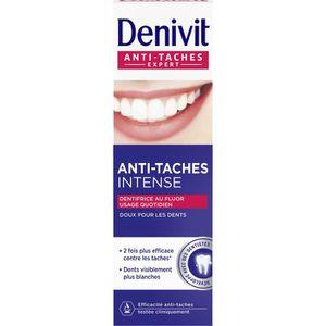 DENTIFRICE DENIVIT Dentifrice Anti Taches - Tube 50 ml