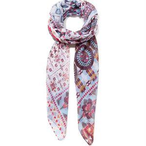 12f21ef8a8c ECHARPE - FOULARD foulards   echarpes foul kendall femme desigual
