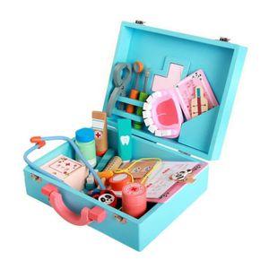 DOCTEUR - VÉTÉRINAIRE Enfant simulation hôpital petite fille play house