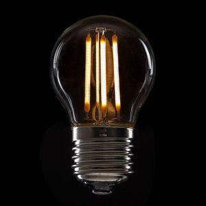 AMPOULE - LED Ampoule À LED Filament Vintage G45 E27 4W 400Lm