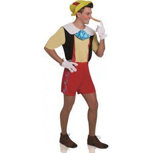 DÉGUISEMENT - PANOPLIE Déguisement Pinocchio Adulte - Disney
