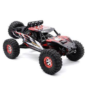 VOITURE ELECTRIQUE ENFANT KW-07 2.4G 4WD 1/12 RC Voiture RC Monster Camion A