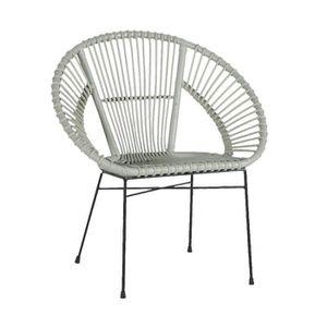 fauteuil rotin naturel grise et pieds metal 72x55x Résultat Supérieur 49 Bon Marché Fauteuil Rotin Rond Photographie 2017 Shdy7
