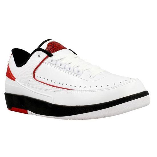 premium selection 847db 432fa BASKET Chaussures Nike Jordan II Retro Low