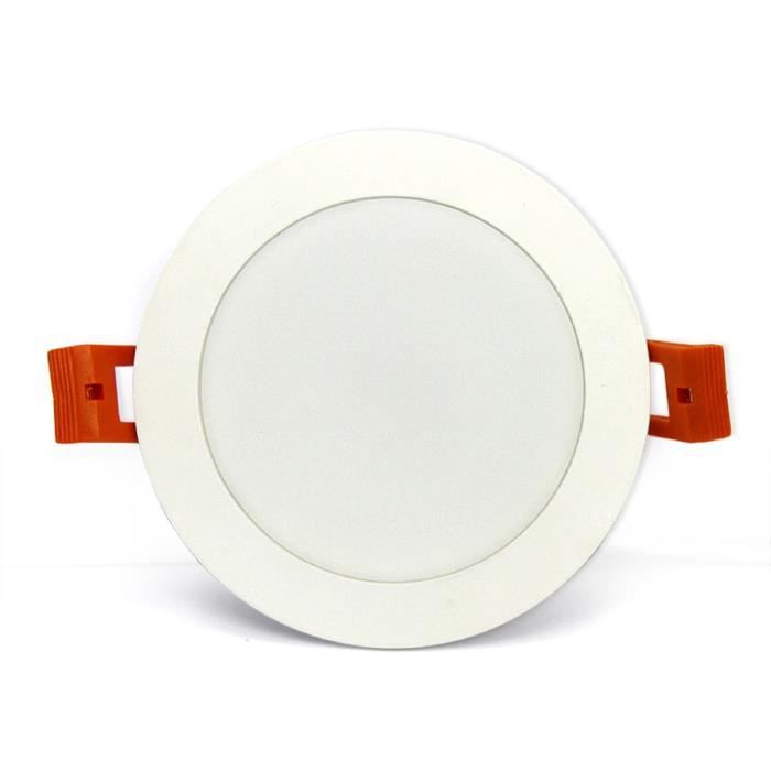 Beautiful Led In Scene Spot Encastrable Led W V Blanc With